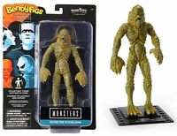 BendyFigs Universal Monsters - Creature from The Black Lagoon Action Figure NEW