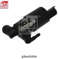 Windscreen Washer Pump Motor for PEUGEOT 1007 1.4 1.6 05-on HDI Febi