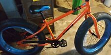 Mongoose dozer fat tire bike