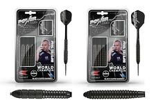 Target Darts - Phil Taylor Power Storm Brass 22g 24g (Steel Dart) Dartpfeile NEU