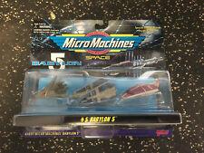 Micro Machines Space Babylone 5 #5