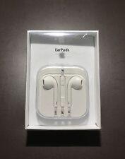 100% Genuine Apple Headphones Earphones Earpods With Mic for iPhone 5 5s 6 6s