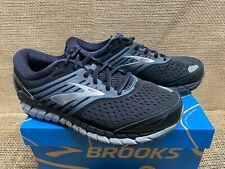 NIB Brooks 110282 Men's Beast '18 Black/Grey/Silver Athletic Shoe