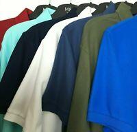 ex M&S Mens Polo Shirt 100% Cotton Regular Fit BNWOT Marks