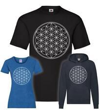 Blume des Lebens T-Shirt / Pullover / Hoodie