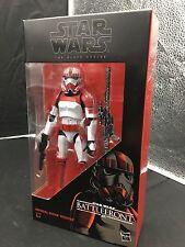 """Hasbro Star Wars Black Series 6"""" inch Imperial ShockTrooper Walmart Exclusive"""