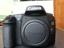 Canon EOS 30D 8.2 MP Digital SLR Camera,  Body Only, & Accerories