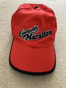 Comrades Marathon Official Cap. Bought At Race Expo Approx 2008. Unisex One Size
