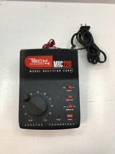 MRC Tech 4 MRC 220 Model Hobby Train Railroad Transformer Controller 16VA