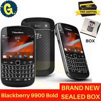 Brand New BlackBerry Bold 9900 Black 8GB 3G GPS Sim Free Unlocked Smartphone
