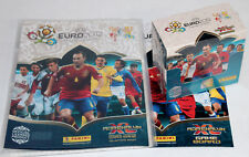 Panini ADRENALYN XL TRADING CARDS EM EURO 2012 - DISPLAY BOX + BINDER MAPPE