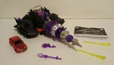 Transformers Prime Cyberverse Energon Driller with Knock Out
