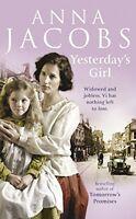 ANNA JACOBS ___ YESTERDAY'S GIRL ___ BRAND NEW ___ FREEPOST UK