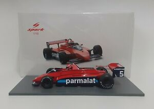 Model Car Scale 1:18 Spark F1 Brabham BT49 Lauda 1979 Modeling Die Cast