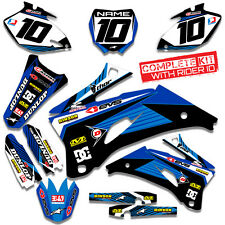 1993 1994 1995 1996 1997 1998 1999 2000 2001 YZ 80 GRAPHICS KIT YAMAHA MOTOCROSS