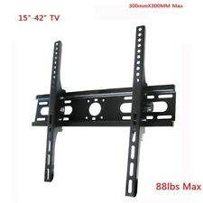 Tilt Tilting Small TV Wall Mount Bracket 15 17 19 22 26 27 30 32 37 40 42""