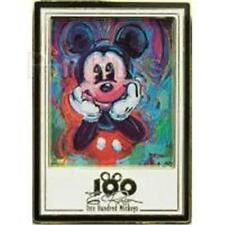 One Hundred Mickeys Pin SERIES (MM 088)-  BONNE FETE LE 3500 Disney 14812