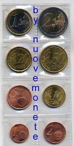 IRLANDA IRLANDE I PRIMI CENT E EURO ANNO  2002 UNC SCEGLI QUELLE CHE TI SERVONO