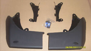 Mud Flap Set Front Discovery 3 as CAS500010PCL