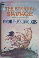 Edgar Rice Burroughs THE ETERNAL SAVAGE The Eternal Lover Ace F-234 L@@K WOW!!!