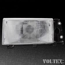 1990-1995 Volvo 940 740 Headlight Lamp Clear lens Halogen Driver Left Side