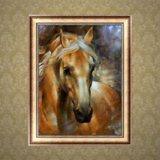 Horse 5D Diamond Embroidery Painting Rhinestone Cross Stitch Decoration Craft