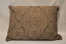 J Queen New York Villeroy 20 x 26 Decorative Pillow Mink, Brown, Taupe