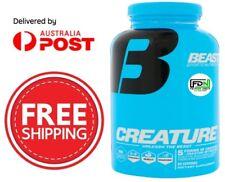 BEAST SPORTS CREATURE + Biotin Chromium New Creatine Monohydrate - 180 CAPSULES