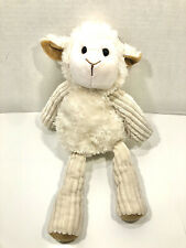 """Scentsy Buddy Lenny The Lamb Plush Stuffed Animal Soft Toy No Scent Pack 15"""""""