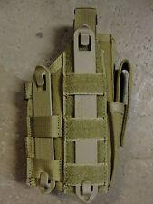 Holster Étui Pistolet Blackhawk Strike Gen-6 Molle System Beige Tan Coyote NEUF
