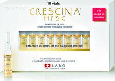 CRESCINA HFSC 200.Women hair loss.100% effective. 10 vials