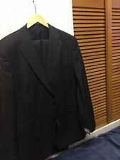 "VAN KOLLEM MENS Two Pieces Regular WOOL Blend Suit SIZE U.K 46/ 40""New With Tag"""