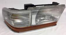 Buick ROADMASTER Sedan Passenger Right Headlight 92-96 W/ Signal , Bracket Mount