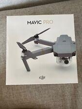 DJI Mavic Pro Quadcopter with Remote Controller - Grey