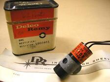 1962 Pontiac Fullsize Delco Remy Resistor & Rectifier NOS, 1960461