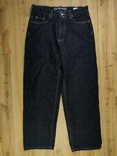 Nautica Jeans Co Jeans 33x30 Baggy Black Nice!