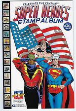 U.S.Stamp Album 1999 SUPER HEROES - Book 5: 1940 to 1949 - never used *M/NM.