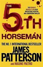 The 5th Horseman by James Patterson, Maxine Paetro (Paperback, 2009)