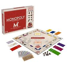 MONOPOLY 80th ANNIVERSARY GAME  SPECIAL EDITION  BRAND NEW SEALED HARD TO FIND