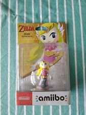 Amiibo Zelda The Wind Waker The Legend Of Zelda