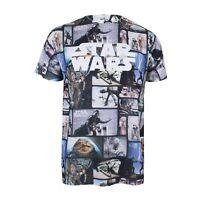 Mens - STAR WARS - Character - Licensed T-Shirt - M, L, XL