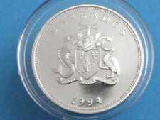 Barbados Latin American & Caribbean Coins