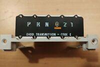 87-91 Automatic Transmission Overdrive Shift Indicator  F150 F250 F350 Bronco
