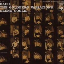 GLENN GOULD - JUB ED: GOLDBERG VARIATIONEN (1955 MONO REC)  CD NEU