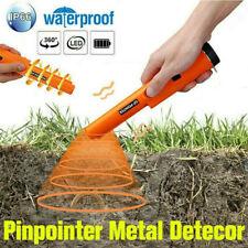 HandHeld Metal Detector Pro Pinpointer Pointer Probe Sensitive Tester Waterproof