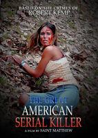 The Great American Serial Killer - Shocking True Crime Horror Gore DVD