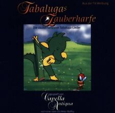 Peter Maffay Tabalugas Zauberharfe-Die zauberhaftesten Tabaluga-Lieder ge.. [CD]