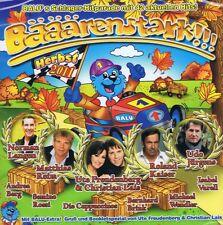 Bäärenstark - Herbst 2011 - 2CDs NEU Ute Freudenberg Cappuccinos Romeos Erben