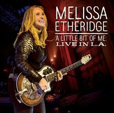 MELISSA ETHERIDGE - A LITTLE BIT OF ME: LIVE IN L.A  CD + DVD Neuf