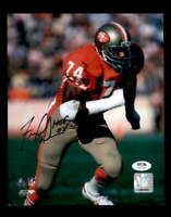 Fred Dean HOF 08 PSA DNA Coa Hand Signed 8x10 Autograph Photo